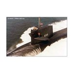 USS HENRY L. STIMSON Mini Poster Print