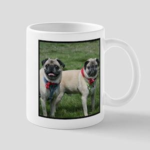 Pug Dogs Mug