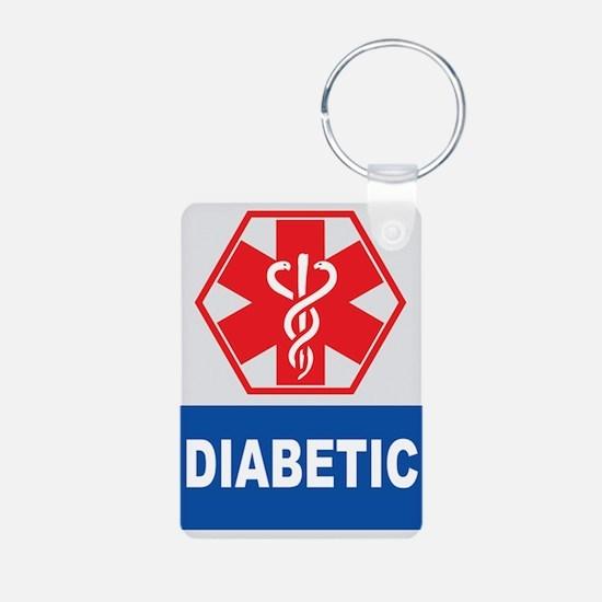Diabetic Alert Keychains