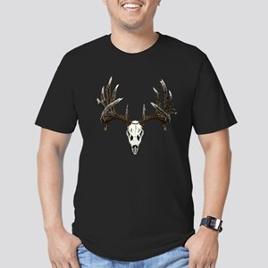 whitetail buck skull d T-Shirt