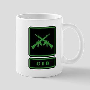 CiD Green Logo Mug