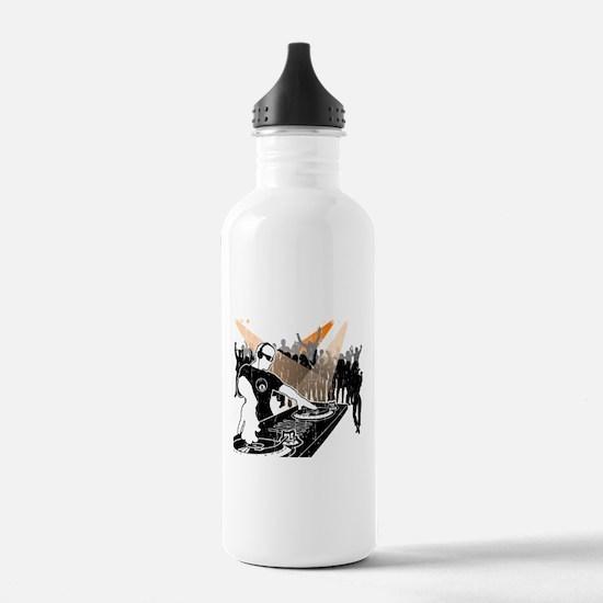 DJ 8-Ball Water Bottle