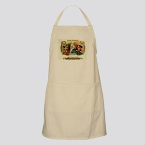 Spanish American War Cigar Box Label Apron