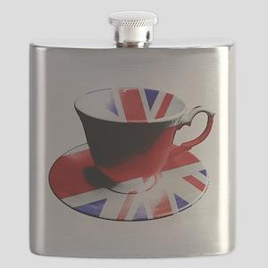 Union Jack Cup of Tea Flask