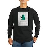 Brookfield (T-Shirt) Long Sleeve Dark T-Shirt