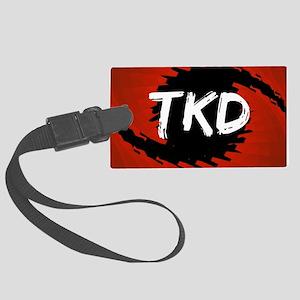 TKD Hurricane Large Luggage Tag