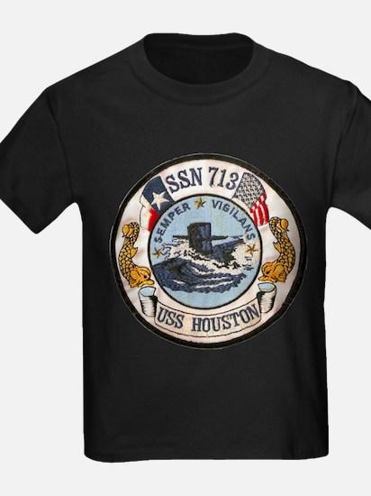 USS HOUSTON T