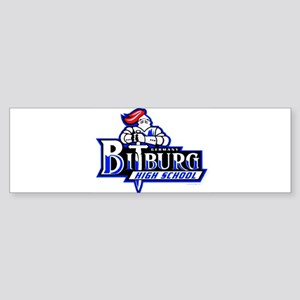 Bitburg High School Shop of Alumni Stuff Sticker (
