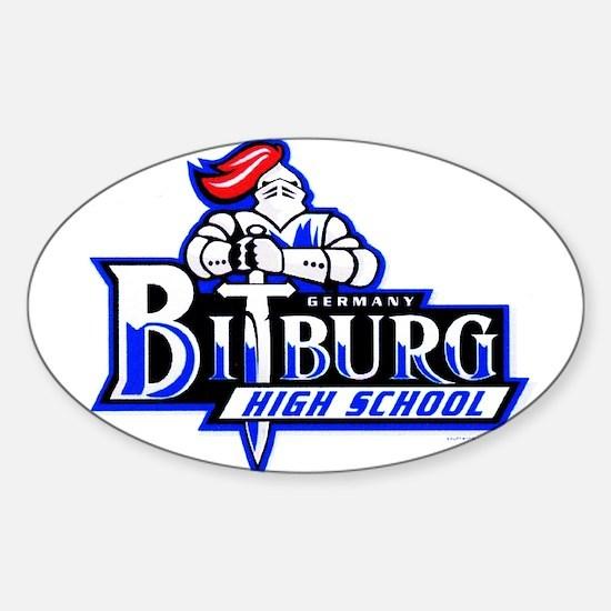 Bitburg High School Shop of Alumni Stuff Decal