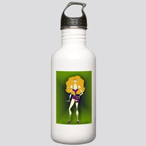 Sexy Goddess Stainless Water Bottle 1.0L