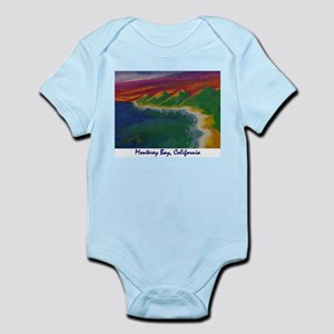Monterey Bay 700 Infant Bodysuit