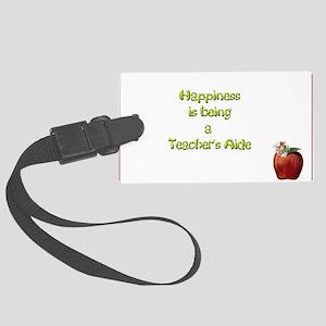 teacheraide Large Luggage Tag