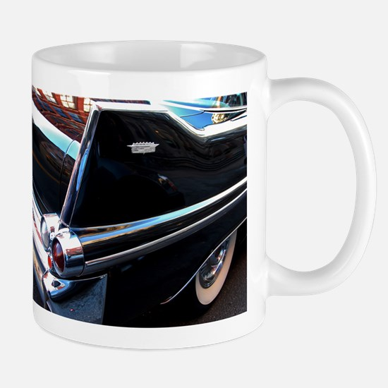 Classic Cars: 1950's Black Caddy Mug