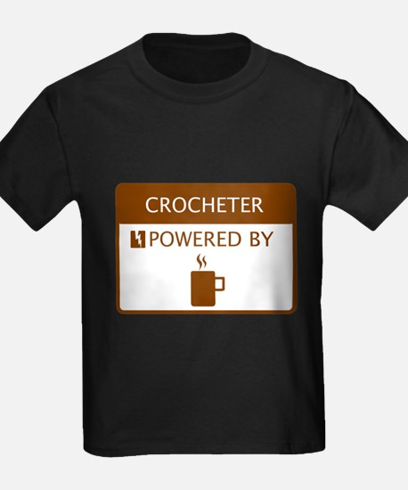 Crocheter Powered by Coffee T