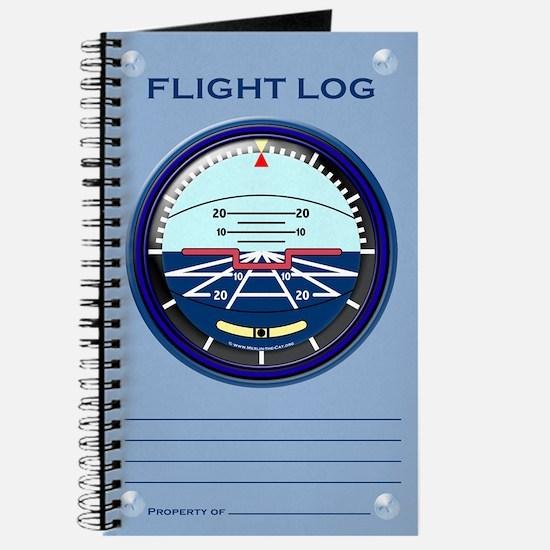 Artificial Horizon (blue) Journal