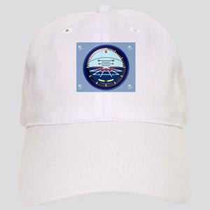Artificial Horizon (blue) Cap