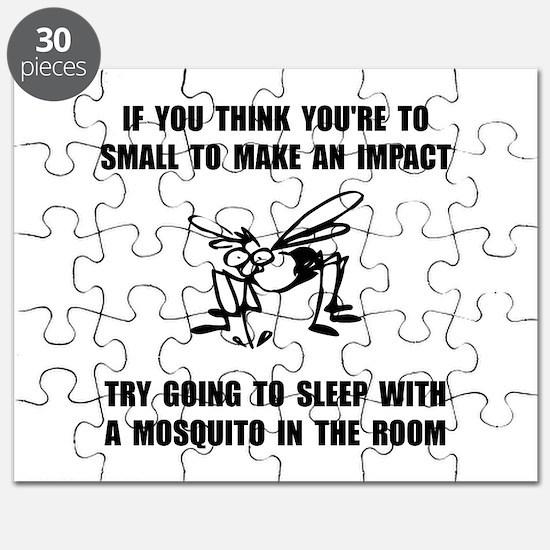 Mosquito Impact Puzzle