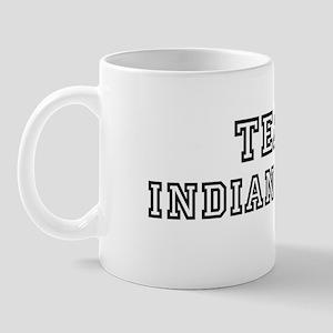 Team Indian Wells Mug
