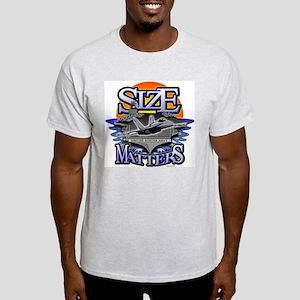 Size Matters Carrier T-Shirt