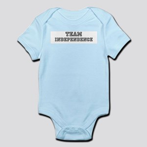 Team Independence Infant Creeper