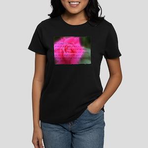Love Is Patient Women's Dark T-Shirt