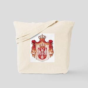 Srbija Tote Bag