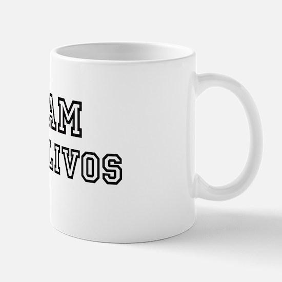 Team Los Olivos Mug
