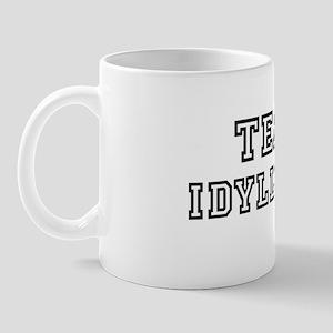 Team Idyllwild Mug
