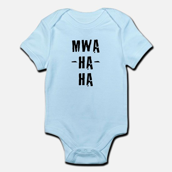 MWA-HA-HA Infant Bodysuit