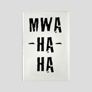 MWA-HA-HA Rectangle Magnet