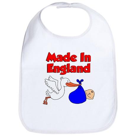 Made In England (Boy) Bib