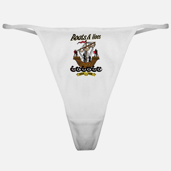 BOATS HOES Classic Thong