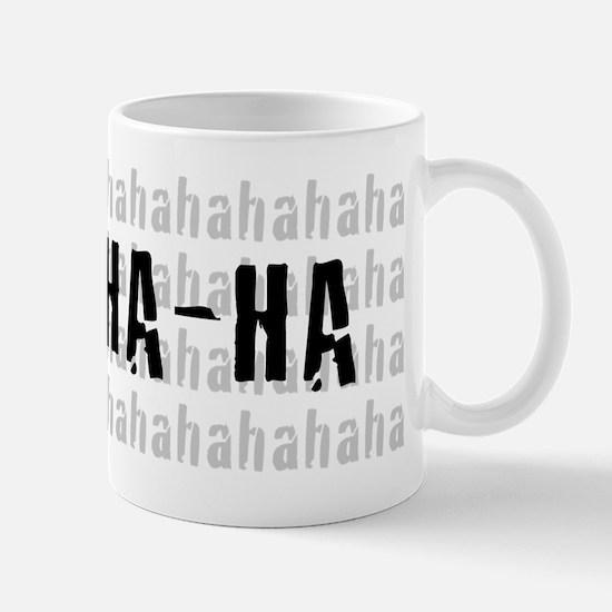 MWA-HA-HA Mug