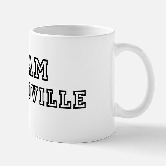 Team Castroville Mug