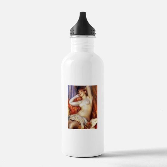 Renoir Sleeping Baigneuse Water Bottle