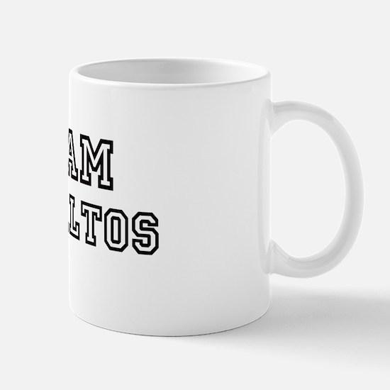 Team Los Altos Mug