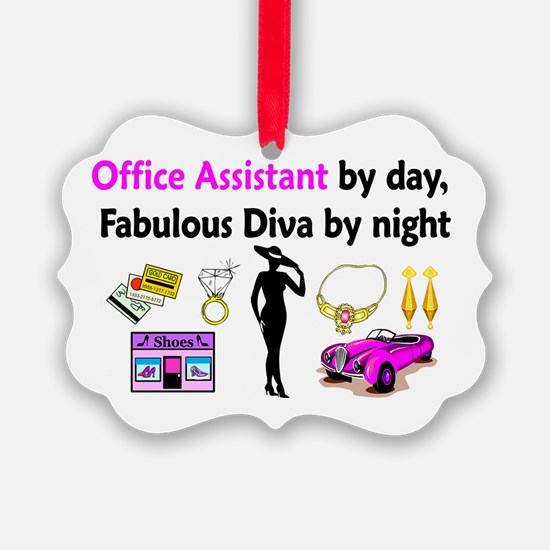 OFFICE ASSISTANT Ornament