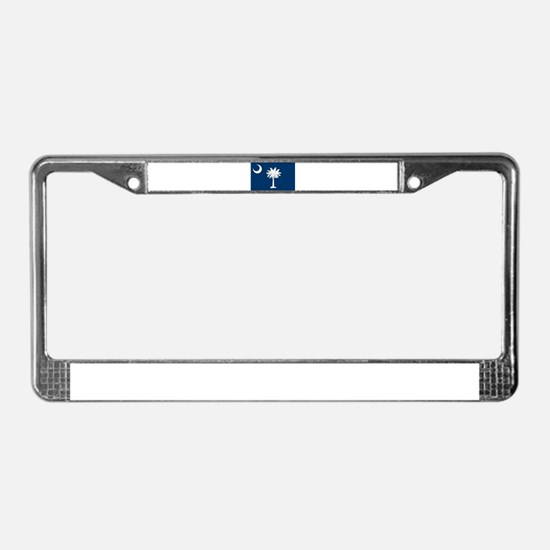 South_Carolina2.png License Plate Frame