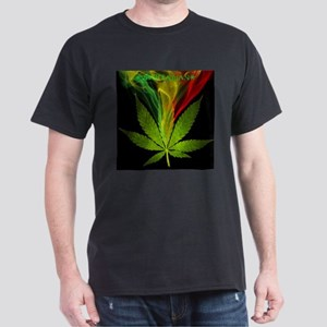 Rasta Vegetarian Dark T-Shirt