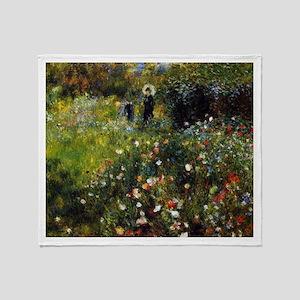 Pierre-Auguste Renoir Summer Landscape Stadium Bl