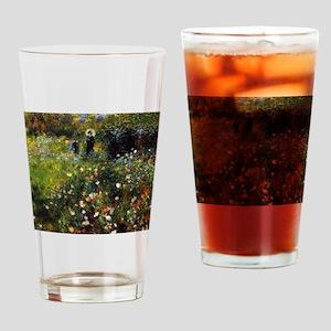 Pierre-Auguste Renoir Summer Landscape Drinking Gl