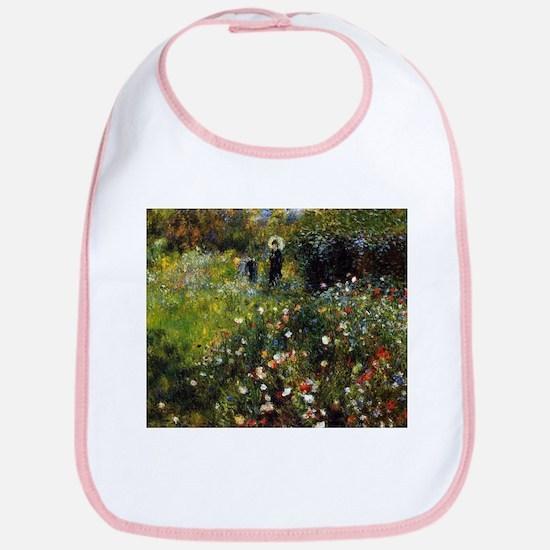 Pierre-Auguste Renoir Summer Landscape Bib