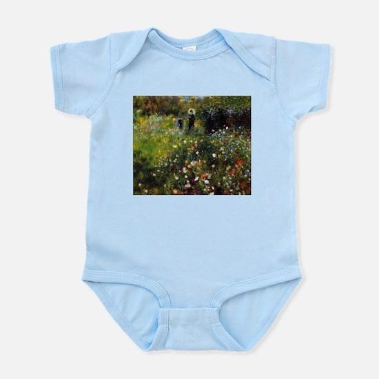 Pierre-Auguste Renoir Summer Landscape Infant Body