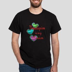 Ventriloquism Passion Dark T-Shirt