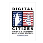 Digital-Citizen Postcards (package Of 8)