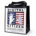 Digital-Citizen Reusable Grocery Bag