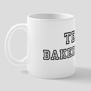 Team Bakersfield Mug