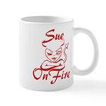 Sue On Fire Mug