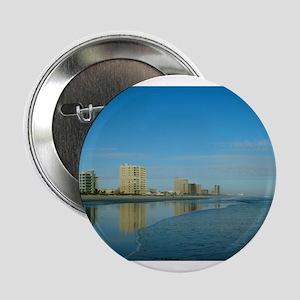 "Jax Beach Florida 2.25"" Button"