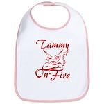 Tammy On Fire Bib